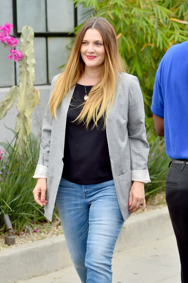 Winning Back Will? Drew Barrymore Spends Time With Ex ... Drew Barrymore Divorce