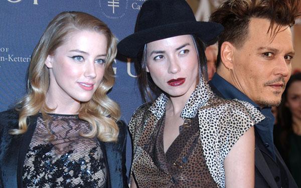 Amber Heard Arrest Girlfriend Tasya Van Ree Charges Dropped 1
