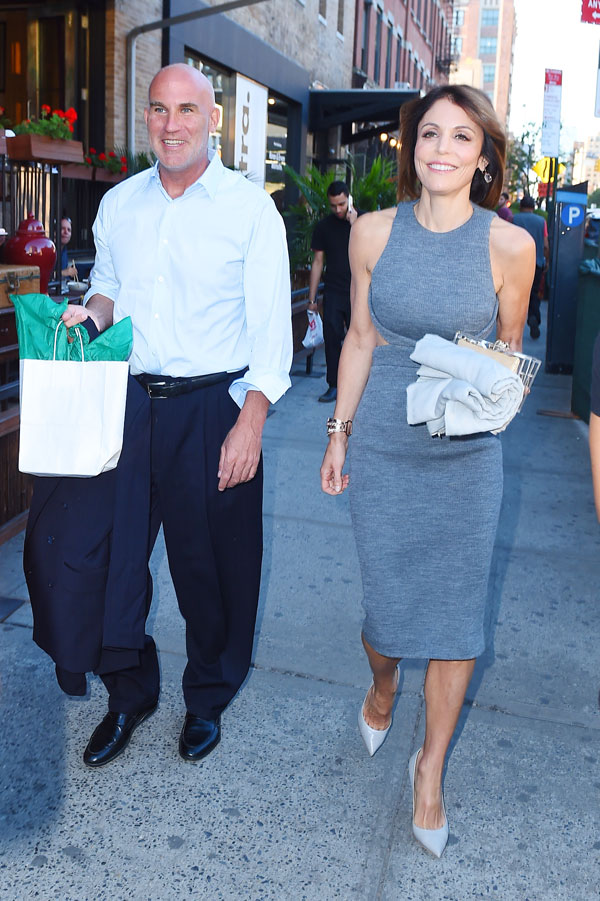 Bethenny Frankel and Eric Stonestreet Address Dating Rumors — Plus ...