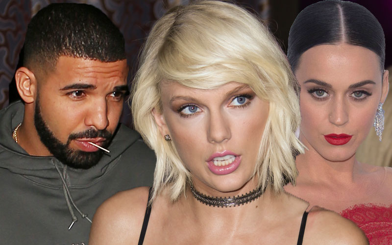celebrity hacks twitter accounts taylor switf kylie jenner drake katy perry leaked info