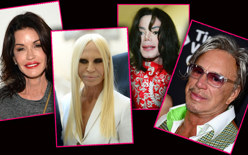 celebrity plastic surgeries gone wrong