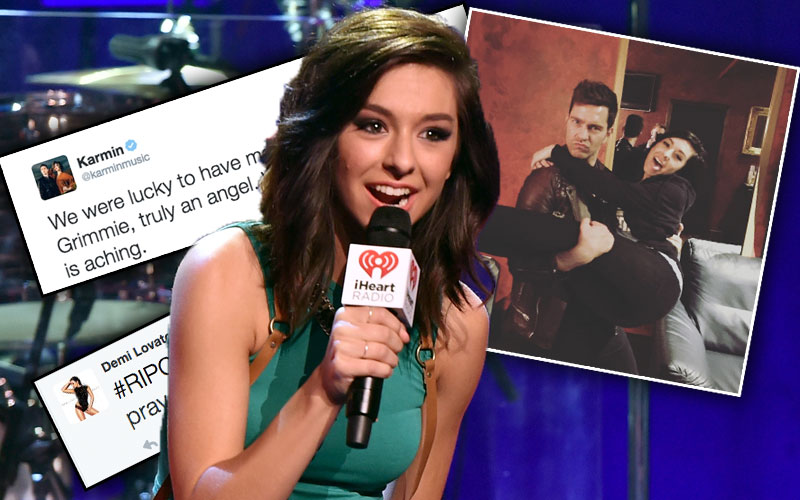 christina grimmie the voice dead shooting concert