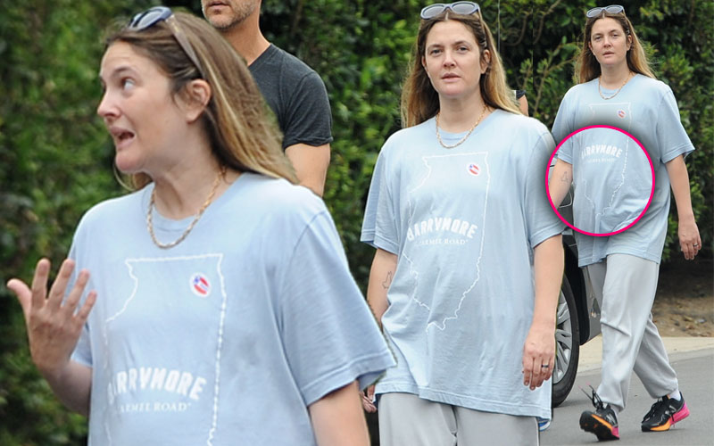 drew barrymore pregnant will kopelman not father