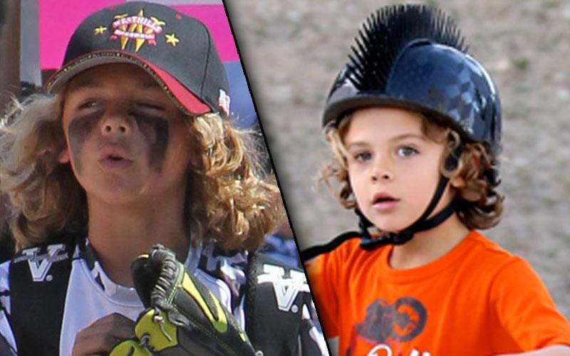 hank baskett kendra wilkinson son hank baskett jr grown up baseball game pics