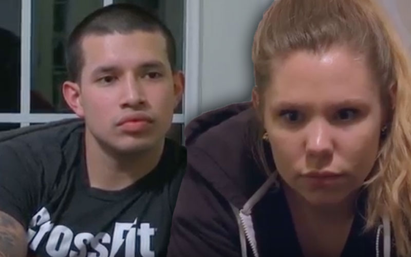 javi marroquin flirts twitter kailyn lowry friend