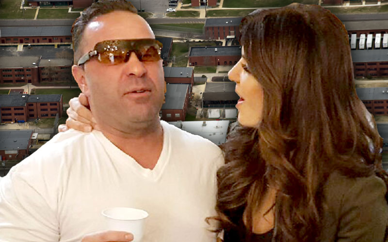 joe giudice prison sentence struggling maximum security teresa giudice instagram pic