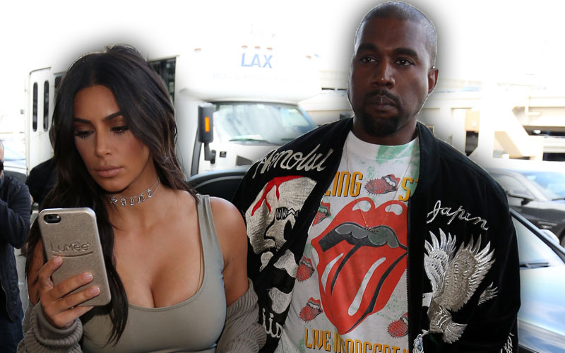 kanye west miserable kim kardashian weight loss skinny bodycon dress pics