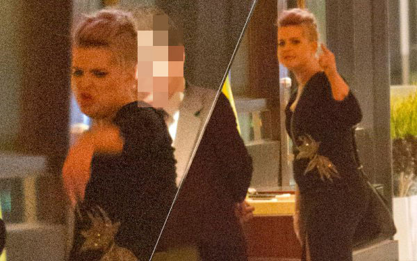 Kelly osbourne drunk public meltdown sexual assault pp