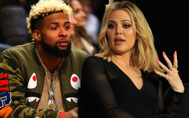 khloe kardashian dating odell beckham jr cryptic tweet