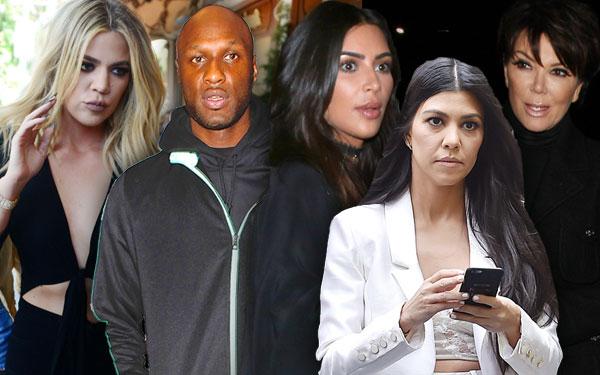 Khloe Kardashian Lamar Odom Divorce Secret Toxic Marriage Pics pp