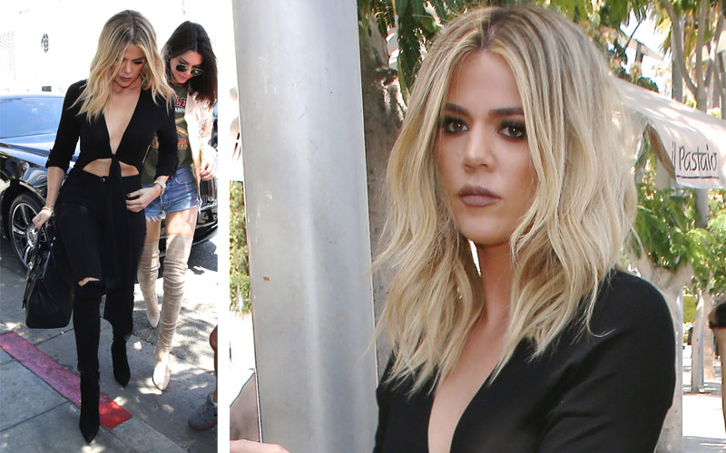Khloe kardashian weight loss photos family turmoil      08