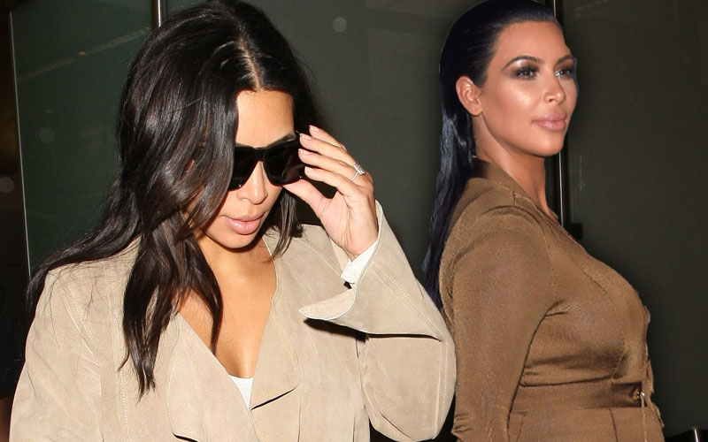 kim kardashian post baby body weight loss struggle diet plan