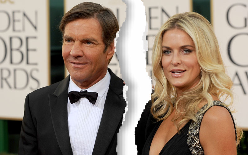 kimberly quaid dennis quaid divorce second filing