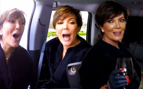 Kris Jenner Drunk KUWTK Sneak Peek Weight Gain Pics 5
