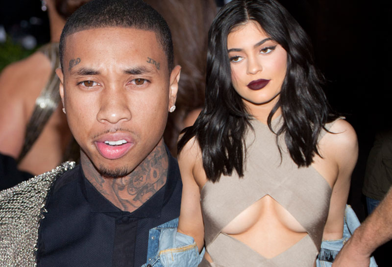 Kylie jenner dating partynextdoor tyga lashes out 10