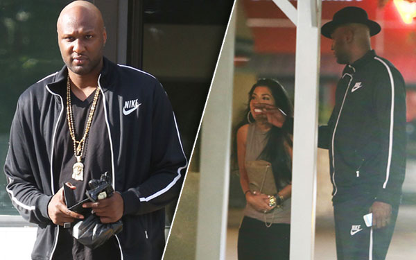 Lamar Odom Dating Mystery Woman Drugs Khloe Kardashian Divorce 6