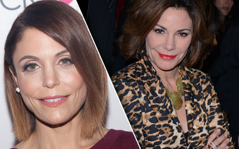 luann de lesseps bethenny frankel feud trust dating rhony preview clip