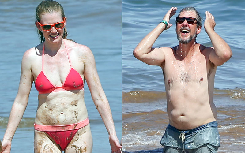 mireille enos alan ruck beach bikini pics