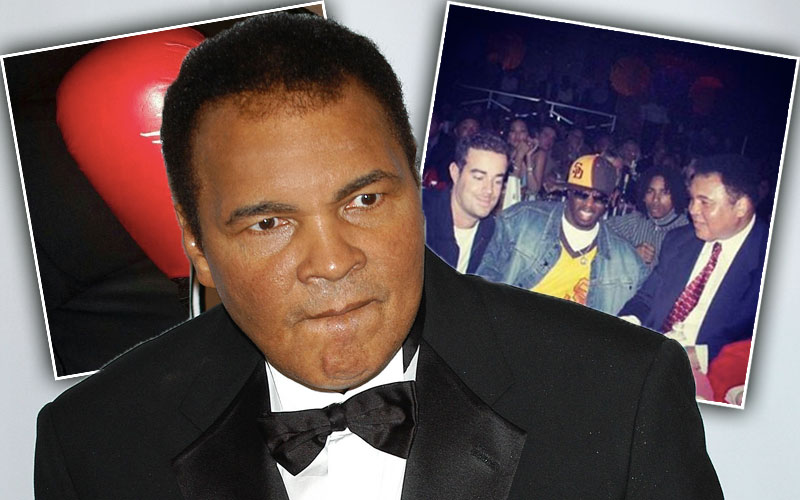 muhammad ali dead at 74 celebrity reactions