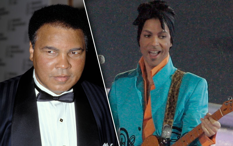 muhammad ali dead pic prince daughter twitter