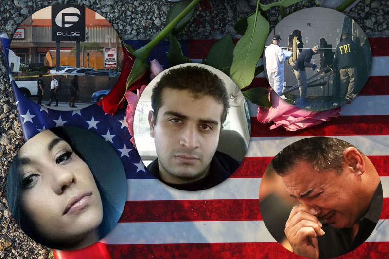 Orlando nightclub shooting omar mateen final words victims 10