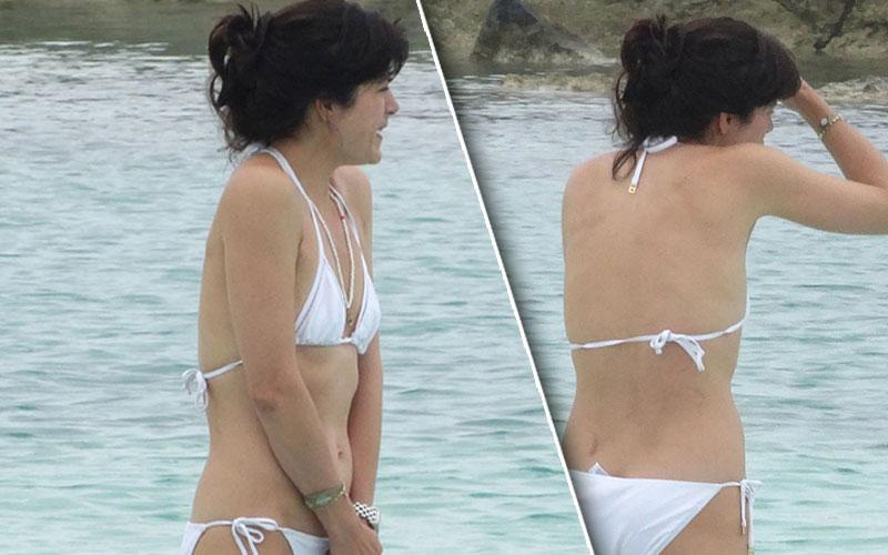 selma blair bikini bod skinny bathing suit pics