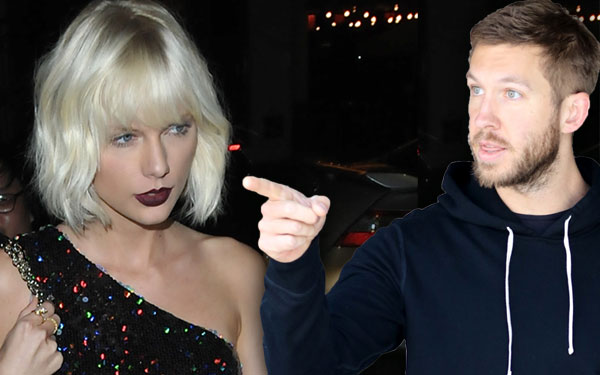 Taylor Swift Calvin Harris Breakup Diss Drops Armani Tom Hiddleston Drama Pics 6