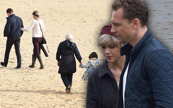 Taylor Swift Tom Hiddleston Mom England Hiddleswift Pics 5