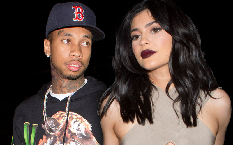tyga kylie jenner sex tape twitter hack snapchat video