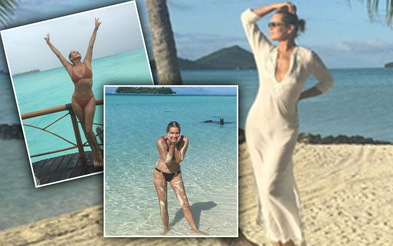 yolanda hadid instagram vacation photoshop fail pics