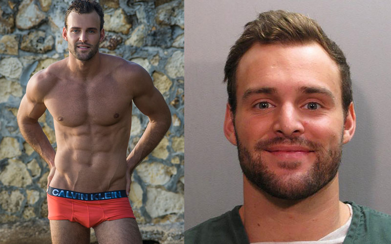 Bachelorette star robby hayes arrested dui mugshot photo 01