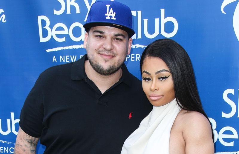 Blac chyna rob kardashian relationship problems breakup clues 01