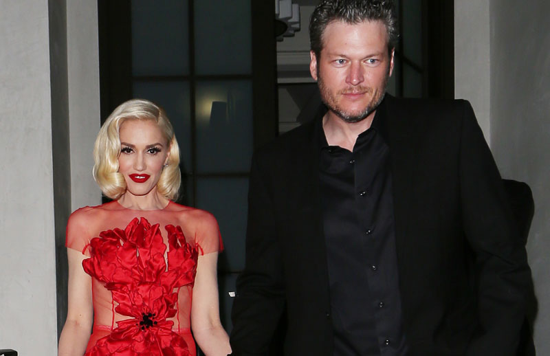 Blake shelton using gwen stefani voice drama 07