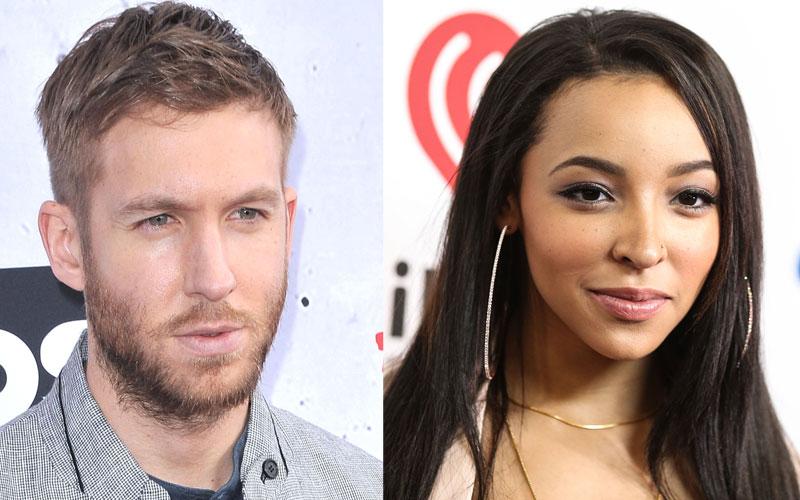 Calvin harris dating tinashe amid taylor swift feud 08