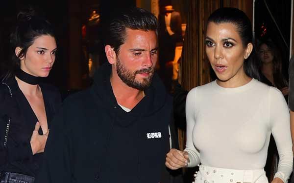 Kendall Jenner Scott Disick Together Kourtney Kardashian Betrayed Pics 1