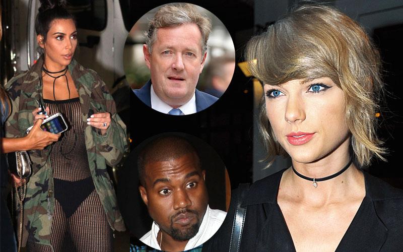Kim kardashian slams taylor swift selena gomez celebrities respond 01