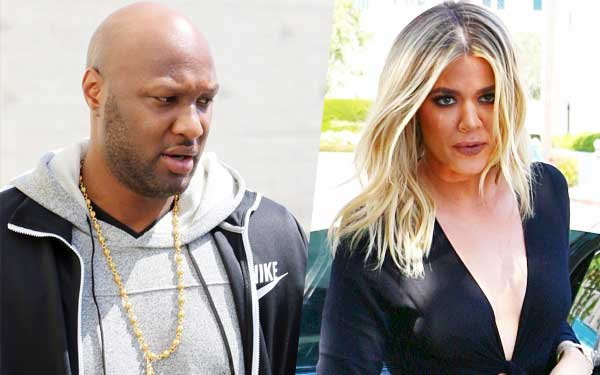 Lamar Odom Khloe Kardashian Divorce No Spousal Support Pics 1