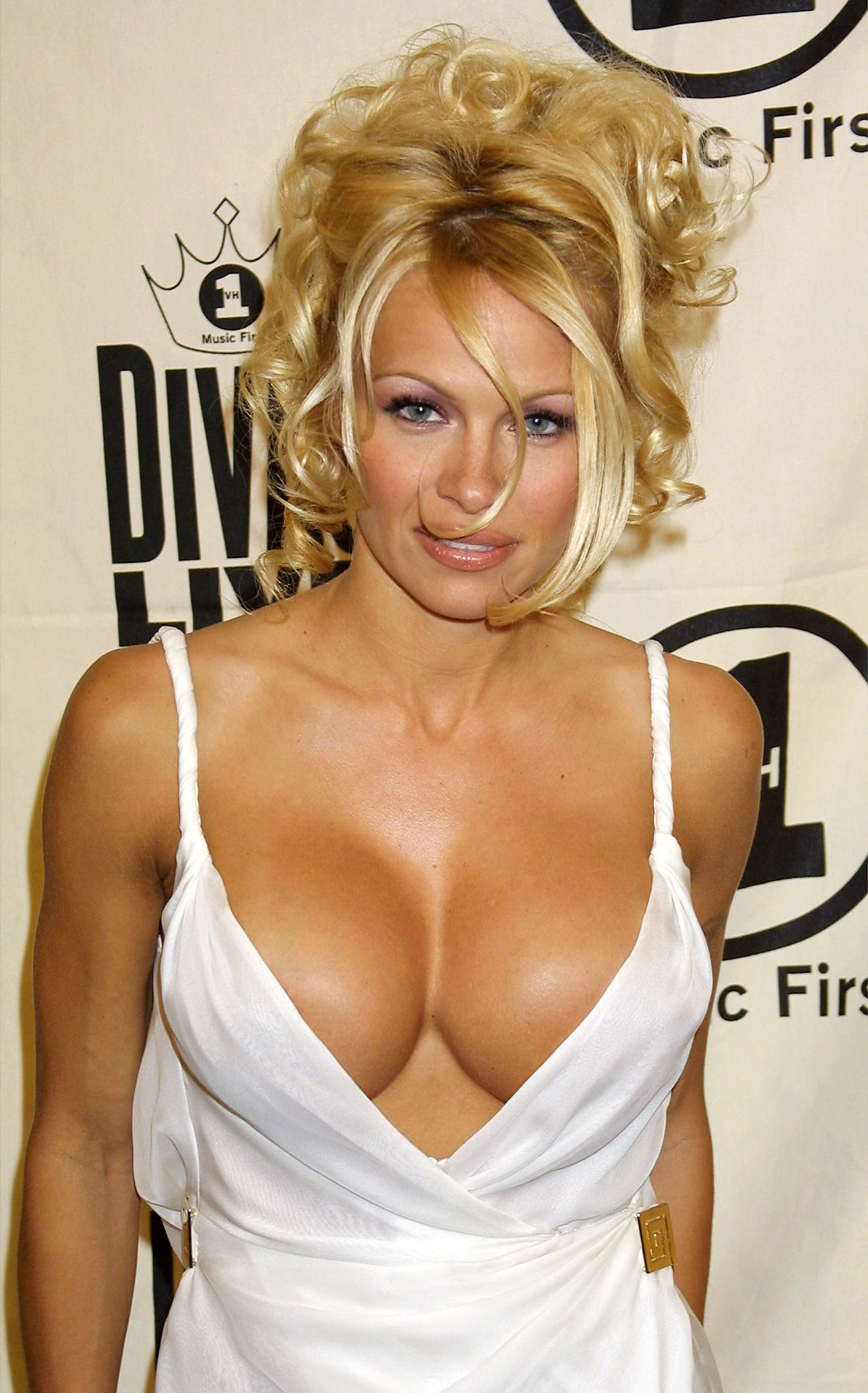 Pamela anderson boobs