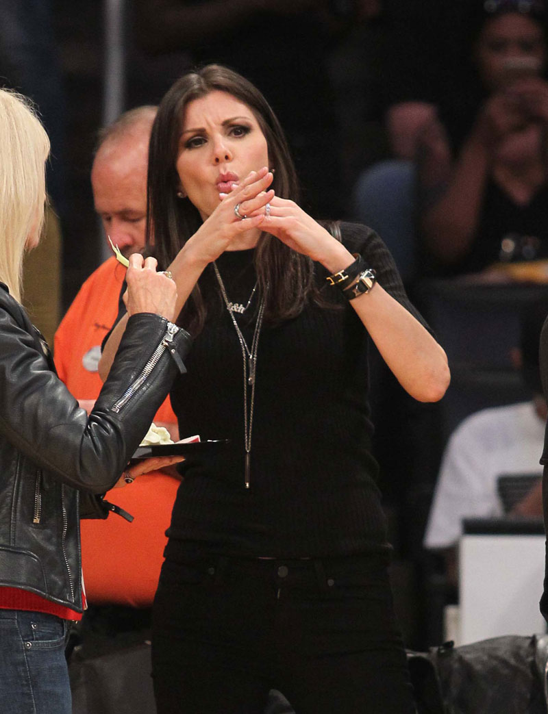 39 Show Some Remorse 39 Heather Dubrow Doubles Down On