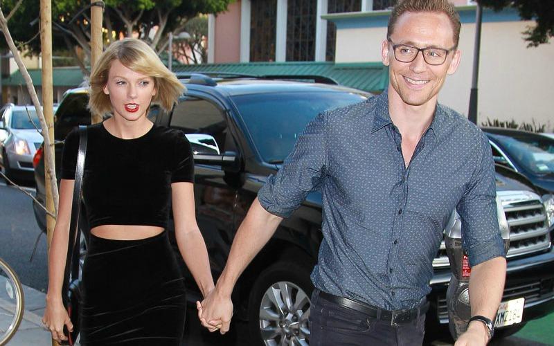 Taylor swift tom hiddleston date night photos