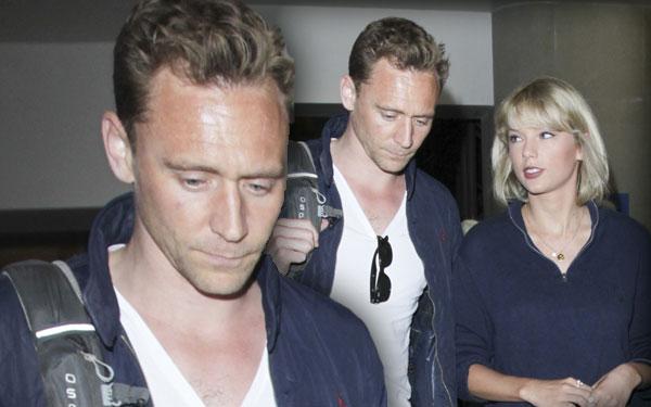 taylor swift tom hiddleston dating lax pics