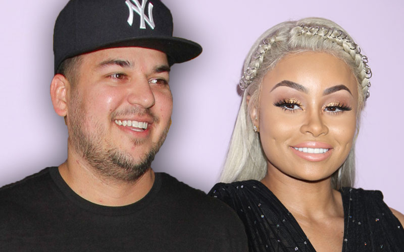 Blac Chyna Pregnant Baby Bump Kicks Instagram Video 1