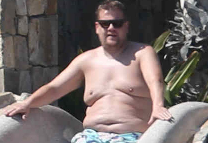 James corden shirtless vacation photos 01
