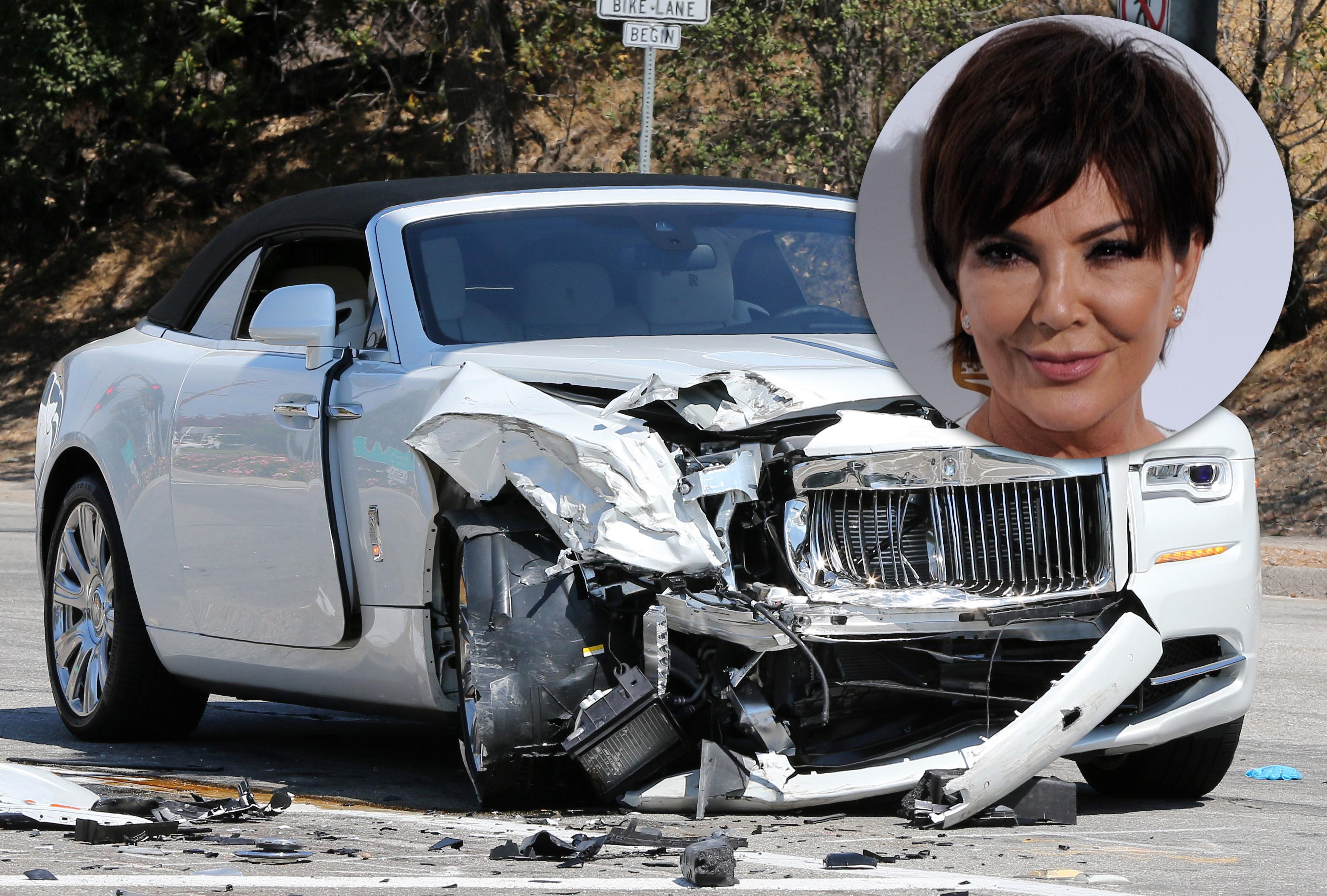 Kris jenner car accident photos 07