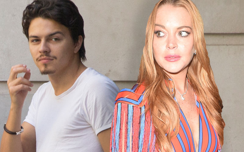 Lindsay Lohan Interview Fiance Egor Tarabasov Accuses Assault Beach Pics 2