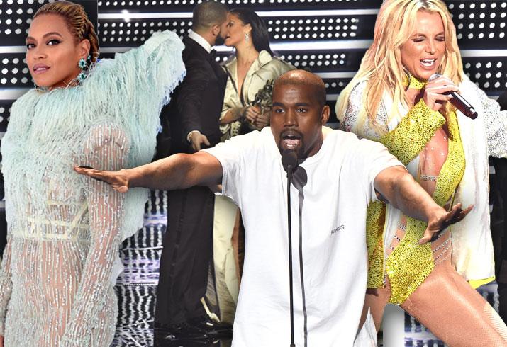 MTV Video Music Awards VMAs Highlights Pics 5