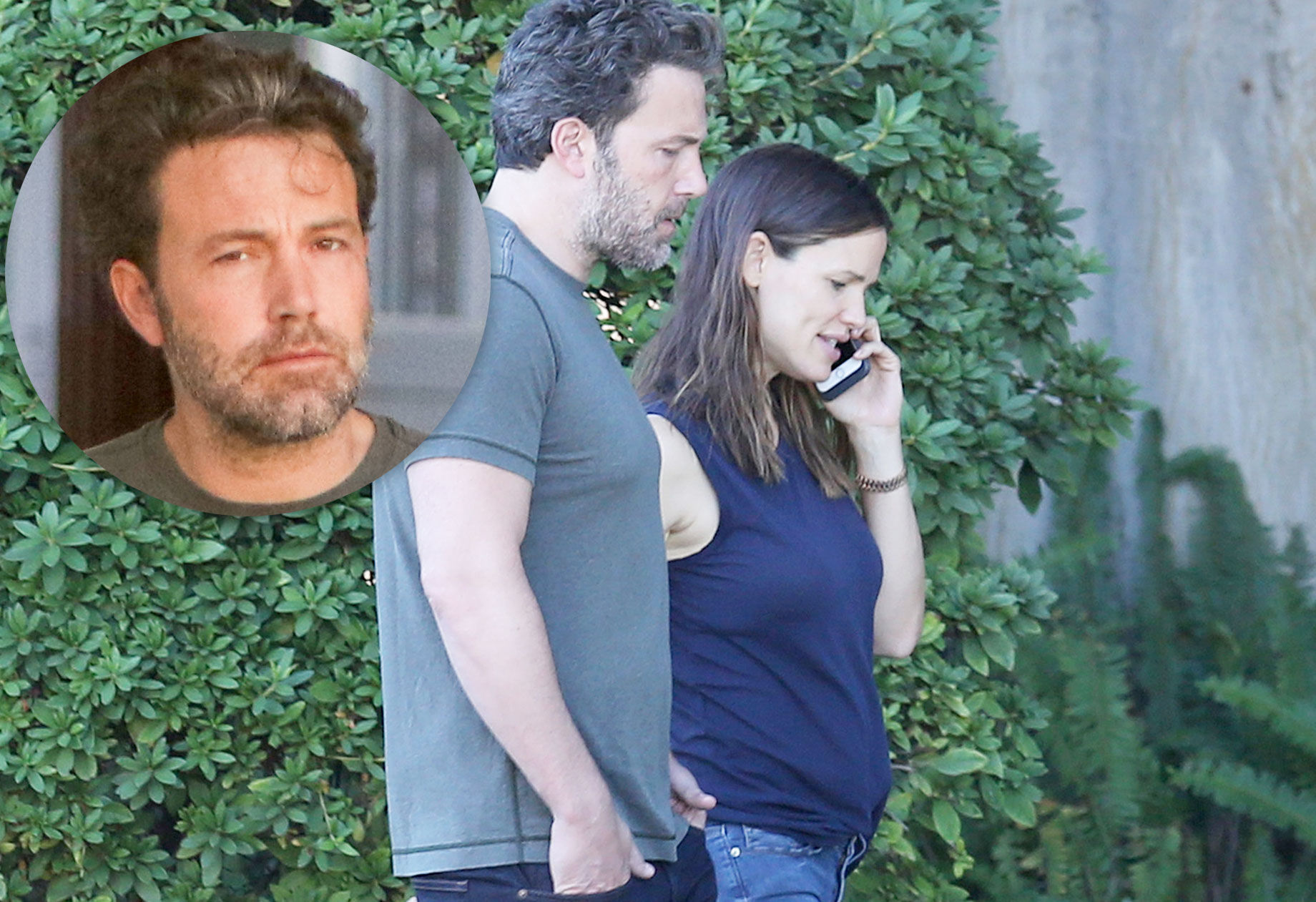 Ben affleck divorce cancelled jennifer garner pregnancy rumors 01