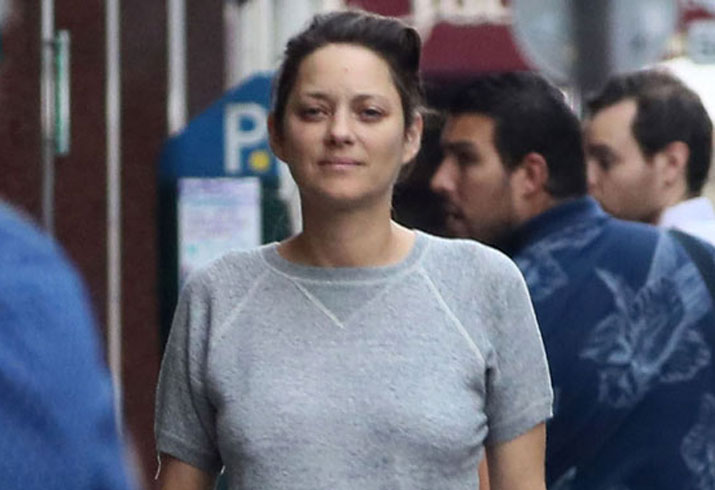 Marion cotillard pregnant photos brad pitt cheating rumors 09
