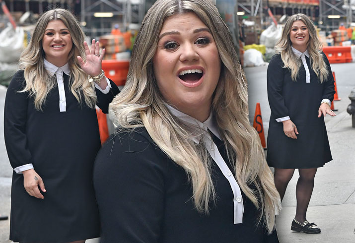 Kelly Clarkson Weight Loss Post Baby Body Pics 4