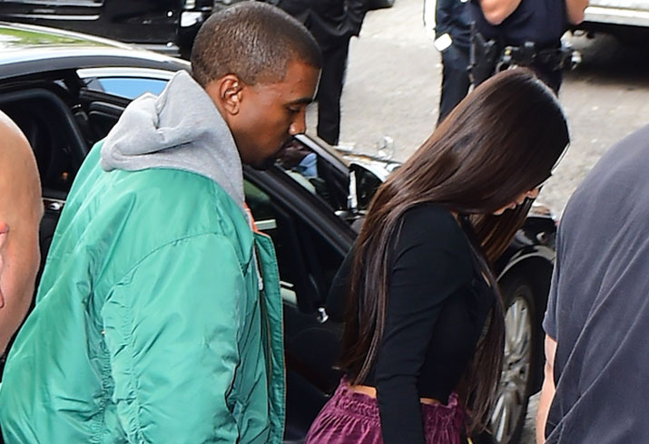 Kim kardashian robbed gunpoint kanye home